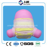 Medium Hot Sell Cotton Baby Diaper with Magic Tape