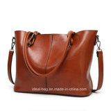 Custom Fashion PU Leather Ladies Crossbody Shoulder Sling Bag Woman Brand Designer Luxury Tote Lady Handbag Wholesale