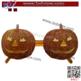 Halloween Gift Novelty Pumpkin Promotion Sunglasses Party Spectacles (B4018)