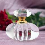 Wedding European Style Crystal Glass Decorated Perfume Bottle