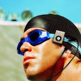 Wasterproof MP3 4G Memory Build in Swimming MP3 Underwater Diving MP3 Player with FM Function