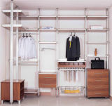 Aluminum Walk in Closets Cabinets/ Wardrobe /Bedroom Furniture