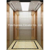 Passenger Elevator with Laminated Steel and Mirror Stainless Steel