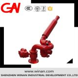 Electric Control Foam/Water Dual Fire Monitor for Fire Fighting