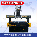China Multi Heads 4 Axis CNC Router 1325 with 8X4 CNC Router Machine From Top Company