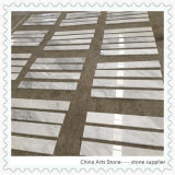 Chinese White Marble Tiles for Door Entry