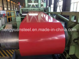 0.50/1220mm Ral Colors Z30-100 PPGI Prepainted Galvanized Steel Coil