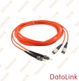Optical Patch Cord/Patch Cord with St/Upc-FC/Upc Mm Duplex