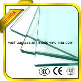 tempered glass cut to size with ce iso9001 ccc