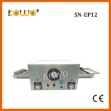 Automatic Temperature Controller 12 Inches Electric Conveyor Pizza Food Oven for Kitchen Equipment