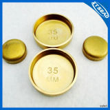 Brass/Stainless Steel/Iron Engine Cap/Water Plug/Core Plug/Cylinder Cap