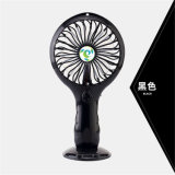 2018 New Design USB Fan with Mobile Phone Holder Bracket
