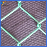 Wholesale 9 Gauge Grass Green Chain Link Wire Mesh