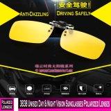 3838 Unisex Day & Night Vision Sunglasses Polarized Lenses