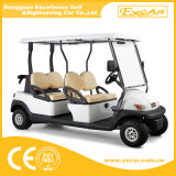 Battery Operated 4 Seats Utility Golf Cart