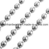Large 8mm Iron Metal Ball Bead Chain