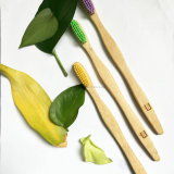 Personal Sanitary Bamboo Toothbrush with Your Favor Color