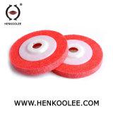 Factory Direct Selling Non Woven Unitized Polishing Wheel/Grinding Wheel/Abrasive/Cutting Tool/Diamond Tool