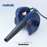 600W 2.5cbm/Min Electric Garden Tools Leaf Air Blower