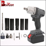 18V Li-ion Battery Cordless Electric Impact Wrench