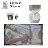 Lianhuan M30 Liquid Silicone Rubber for Decorative Molding and Restoration