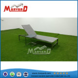 Environmentally Friendly Stainless Steel Outdoor Beach Chaise Lounge