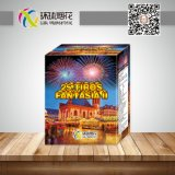0.8inch 25shots Fantasia II Cheap Consumer Outdoor Celebrated Cake Fireworks
