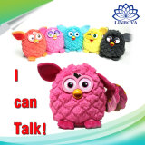 Electronic Interactive Toys Phoebe Firbi Pets Fuby Owl Elves Plush Recording Talking Smart Toy Gifts Furbiness Boom