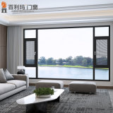 Double Glazing Aluminum Casement Window for Greenhouse with Factory Price
