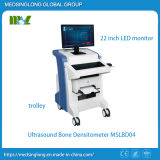 Automatic Mslbd04 High Effective Trolley Ultrasound Bone Densitometer