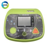 IN-C025P First Aid Portable Medical with LED screen AED Defibrillator
