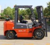 2.5 Ton Forklift Truck Machinery Japan 5000 Lb LPG Gasoline Lift Truck Propane Forklift