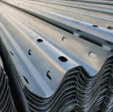 Road Construction Project 304 Stainless Steel Highway Guardrail