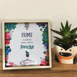 Piggy Can Photo Frame Decotative Documents Poster Painting Advertisting Snap Picture Photo Frame