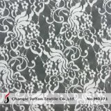 Cheap Flower Stretch Lace Fabric for Apparel (M0371)