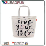 Gift Paper Nonwoven Shopping Bag Leather Cotton Canvas Handle Shopping Bag (X01)