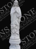 Marble Immaculate Conception Statue Nss-65