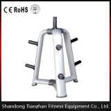 Tz-6028 Gym Use Plate Tree / Plate Rack / Rack for Wholesale