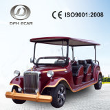 DOT Approved Tyre Electric Golf Carts