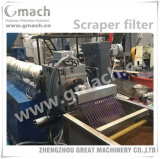 Plastic Extruder Screen Changers Melt Filters-Scraper Melt Filter for Plastic Recycling Granulating Line