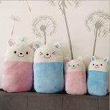 China Wholesale Soft Toy Emoji Stuffed Toy Plush Emoji Pillow