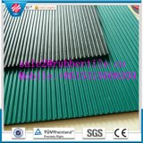 Industrial Colorful Rib Rubber Sheet/Nti-Abrasive Rubber Sheet