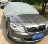Sliver Guard Polyester Half Top Car Cover