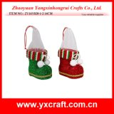Christmas Decoration (ZY16Y028-1-2 14CM) Christmas Jewelry Set