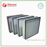 Mini Pleat HEPA Filter for Clean Room