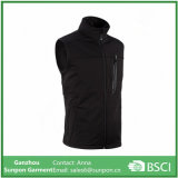Wind Resistant Softshell Vest for Men