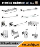 High Quality Stainless Steel 304 Bathroom Accessories Set Wall Mounted Bathroom Set Hotel Room Set Leijie 557 Series