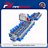 Fx-50 Welded Pipe Making Machine Tube Mill Pipe Making Line