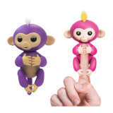 Happy Finger Monkey Baby Toy with Six Interactive Functions Happy Monkey for Children