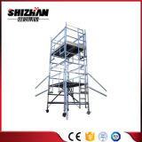 Aluminum/Metal Main Scaffold Frame Used in Construction
